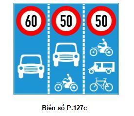 Cập nhật những biển cấm giao thông mới áp dụng từ 1-11 - ảnh 4