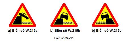 Cập nhật những biển cấm giao thông mới áp dụng từ 1-11 - ảnh 7