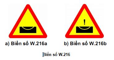 Cập nhật những biển cấm giao thông mới áp dụng từ 1-11 - ảnh 8