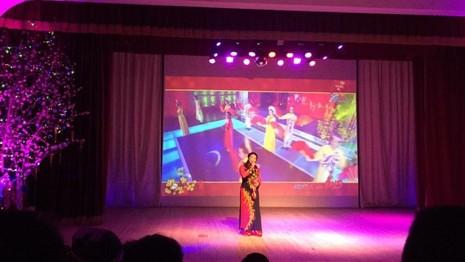 Xuân quê hương yêu thương - Tết Việt đầu tiên ở Nga - ảnh 7