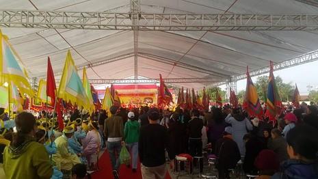 Lễ hội khai xuân Yên Tử diễn ra trật tự, không chen lấn - ảnh 2