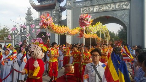 Lễ hội khai xuân Yên Tử diễn ra trật tự, không chen lấn - ảnh 4