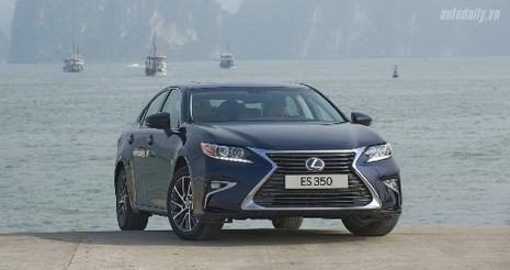 Toyota triệu hồi xe Lexus ES 250, ES 350 và Camry 2.0E - ảnh 1