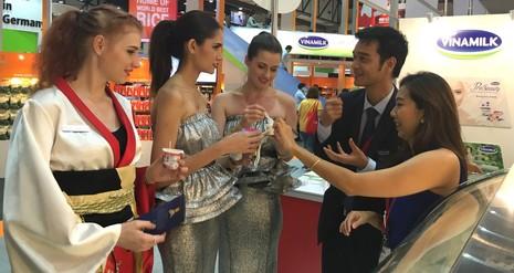 Vinamilk tấn công thị trường Myanmar và Thái Lan   - ảnh 2