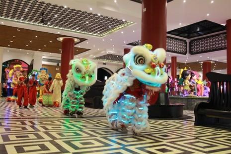 Khoảnh khắc không nên bỏ lỡ tại Lễ hội đèn lồng Asia Park - ảnh 1