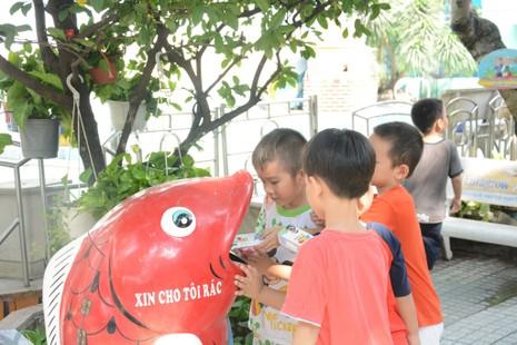 Tăng cường truyền thông môi trường học đường - ảnh 1