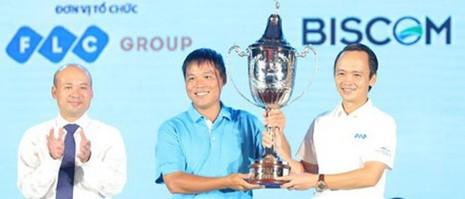 Kết thúc giải golf FLC Golf Championship 2016 - ảnh 1