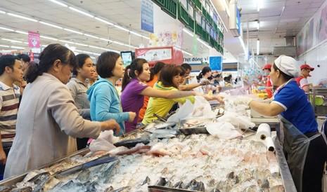 Co.opmart, Co.opXtra giảm giá mạnh thực phẩm tươi sống  - ảnh 2