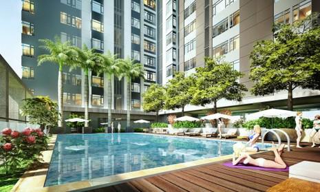 600 triệu đồng, sở hữu căn hộ sắp hoàn thiện ở quận 6 - ảnh 2