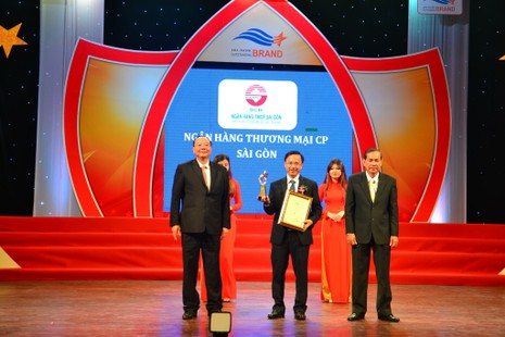 SCB đạt Top 10 Thương hiệu tiêu biểu châu Á-TBD 2017 - ảnh 1