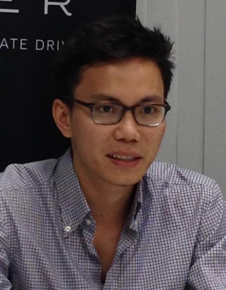 Giám đốc Uber nói gì về đề án trình Bộ GTVT? - ảnh 1
