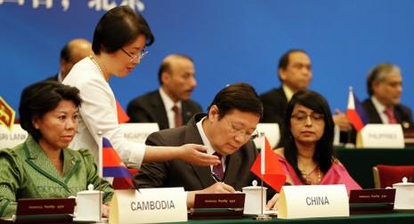 Phép thử AIIB của Trung Quốc: Ảnh hưởng của Mỹ đối với đồng minh còn yếu? - ảnh 1