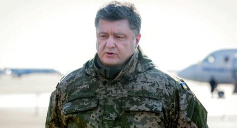 Dự luật cho phép quản thúc công dân Nga sống tại Ukraine - ảnh 1