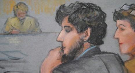 Tin nóng: Nghi phạm vụ Boston bị kết tội sử dụng vũ khí hủy diệt hàng loạt - ảnh 1