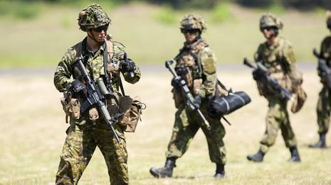Đến phiên Canada đưa quân đội tới Ukraine - ảnh 1