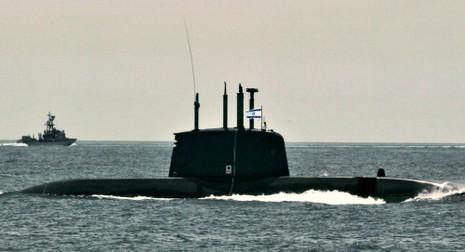 Châu Âu phẫn nộ vì Đức 'tự ý' bán tàu ngầm cho Israel - ảnh 1