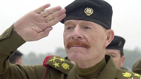 'Cánh tay phải' của Saddam Hussein vừa bị giết? - ảnh 1