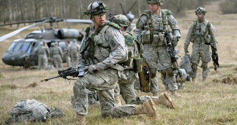 'Lính nhảy dù Mỹ xuất hiện ở Ukraine phá vỡ hiệp định Minsk' - ảnh 2