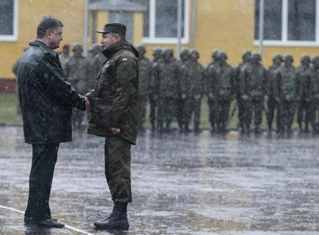 Mỹ đề nghị viện trợ Ukraine 17,7 triệu USD - ảnh 1