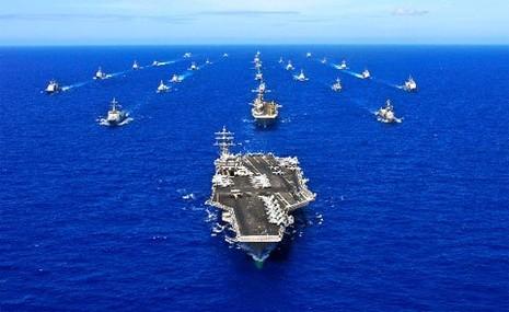 Hải quân mạnh nhất Châu Á - Bài 2: Lộ diện ba 'ông trùm' - ảnh 3