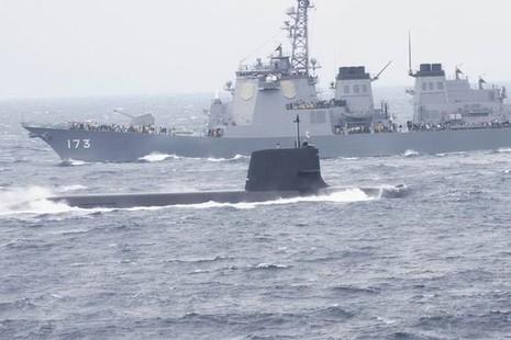 Hải quân mạnh nhất Châu Á - Bài 2: Lộ diện ba 'ông trùm' - ảnh 1