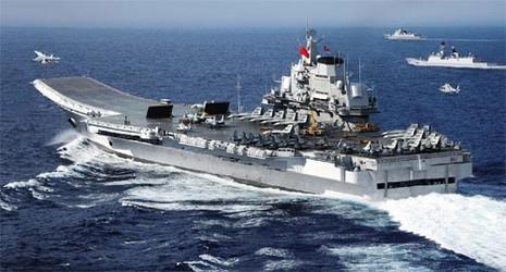 Hải quân mạnh nhất Châu Á - Bài 2: Lộ diện ba 'ông trùm' - ảnh 2