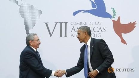 Mỹ và Cuba đàm phán mở đại sứ quán song phương - ảnh 1