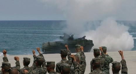 Hội nghị Lãnh đạo của Thủy quân Lục chiến Hoa Kỳ: Không mời Trung Quốc - ảnh 1