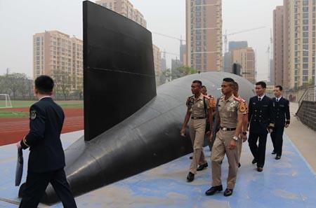 Trung Quốc đào tạo thành công 70.000 học viên sĩ quan hải quân - ảnh 1