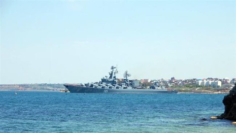 Nga, Trung khởi động diễn tập quân sự trên biển Địa Trung Hải - ảnh 1