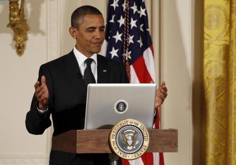Twitter của Obama: Hơn 1 triệu người theo dõi trong vòng 5 giờ - ảnh 2