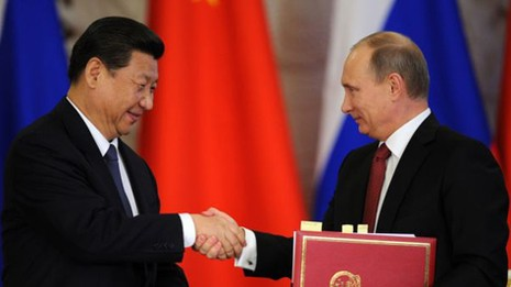 Liên minh Nga-Trung - Kỳ 1: Tại sao 'Rồng' khó bắt tay với 'Gấu'? - ảnh 1