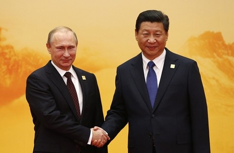 Liên minh Nga-Trung - Kỳ 2: Nga đang yếu thế trước Trung Quốc? - ảnh 1