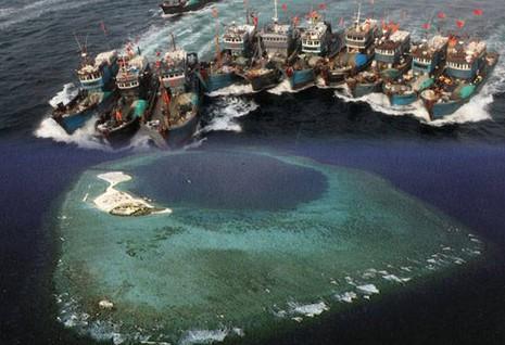 Trung Quốc độc chiếm biển Đông để khôi phục 'những ngày vinh quang' - ảnh 2