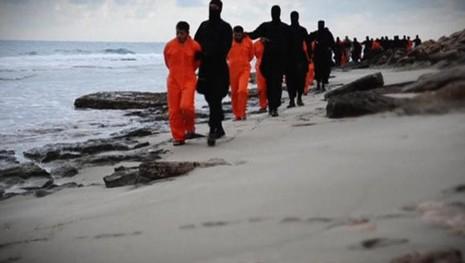 IS bắt giữ hai con tin Bắc Triều Tiên - ảnh 1