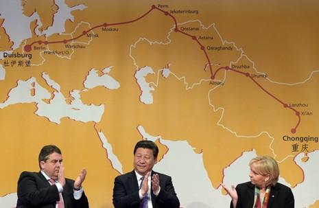 Đòn bẩy hạ tầng Trung Quốc – Bài 2: Thấy gì từ các 'điểm hội tụ' - ảnh 1