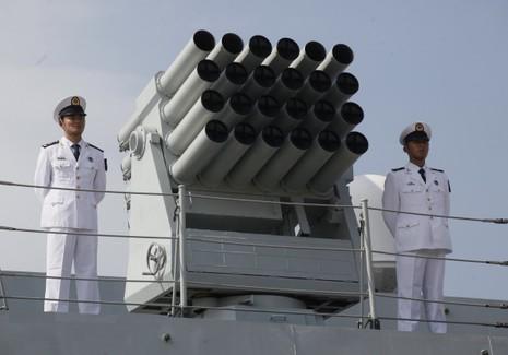 Trung Quốc đang 'chơi một trò chơi' nguy hiểm nhất thế giới - ảnh 2