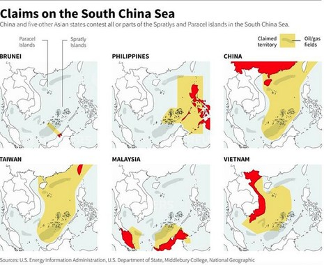 Trung Quốc đang 'chơi một trò chơi' nguy hiểm nhất thế giới - ảnh 1