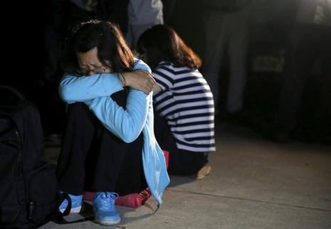 Số người chết vụ chìm tàu Trung Quốc tăng mạnh  - ảnh 1