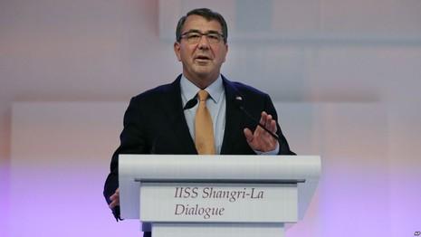 Trung Quốc càng hung hãn, Mỹ càng giám sát biển Đông - ảnh 1