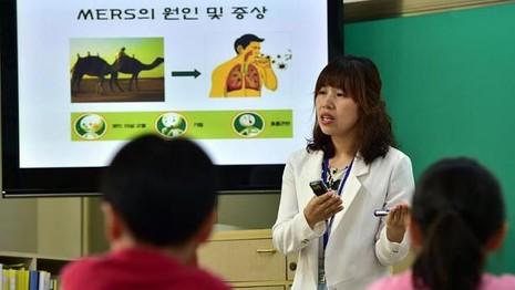 Chùm ảnh cúm Trung Đông 'tấn công' Hàn Quốc - ảnh 9