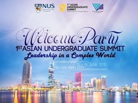 Hội nghị Sinh viên châu Á 2015 diễn ra tại Việt Nam - ảnh 1