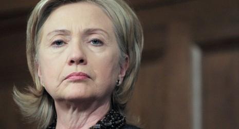 Bà Clinton 'điểm mặt' ba mối đe dọa kinh niên với nước Mỹ - ảnh 1