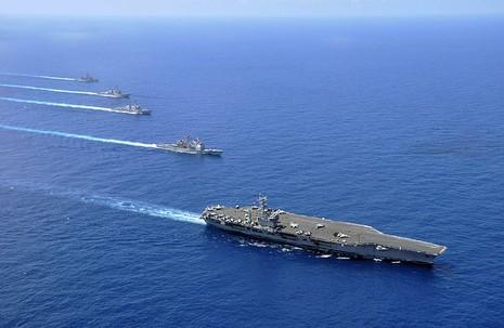 Chỉ số Hòa bình Toàn cầu: Xung đột Biển Đông là điểm nhấn - ảnh 1