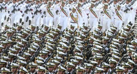 Iran nâng cấp quân sự uy hiếp Mỹ  - ảnh 2