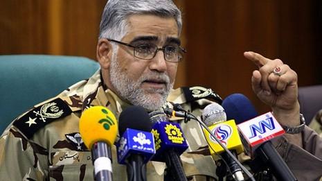 Iran nâng cấp quân sự uy hiếp Mỹ  - ảnh 1