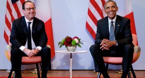 Gián điệp Mỹ đã theo dõi ba đời Tổng thống Pháp - ảnh 1