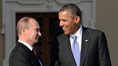 Tổng thống Putin gọi điện thoại cho Tổng thống Obama - ảnh 1