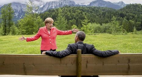 Mỹ lại bị WikiLeaks 'tố' nghe lén Đức bàn chuyện khủng hoảng Hy Lạp - ảnh 1