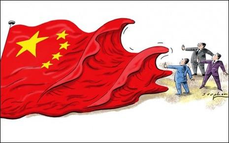 Trung Quốc đang mắc 'hội chứng tự kỷ nước lớn' - ảnh 1